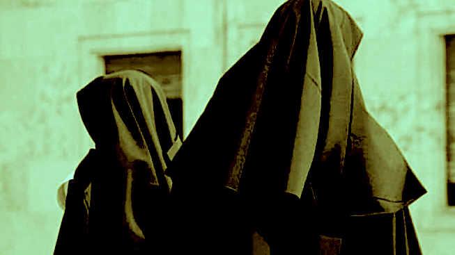 Beautiful Nun